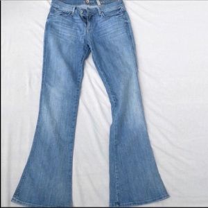 7 For All Mankind Kaylie petite bootcut Jeans 29